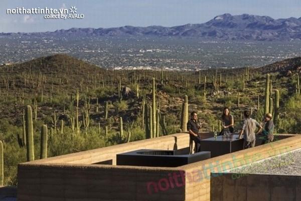 Nhà cấp 4 đẹp Tucson Mountain Retreat 01