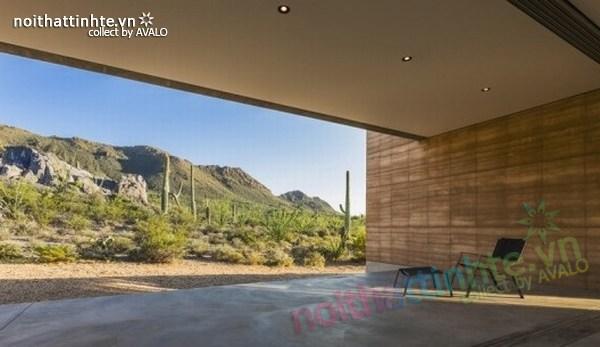 Nhà cấp 4 đẹp Tucson Mountain Retreat 03