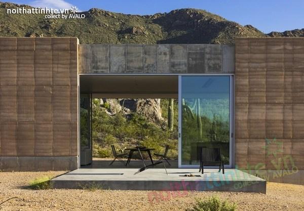 Nhà cấp 4 đẹp Tucson Mountain Retreat 05