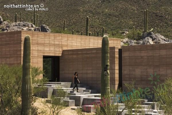 Nhà cấp 4 đẹp Tucson Mountain Retreat 06
