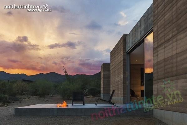 Nhà cấp 4 đẹp Tucson Mountain Retreat 08