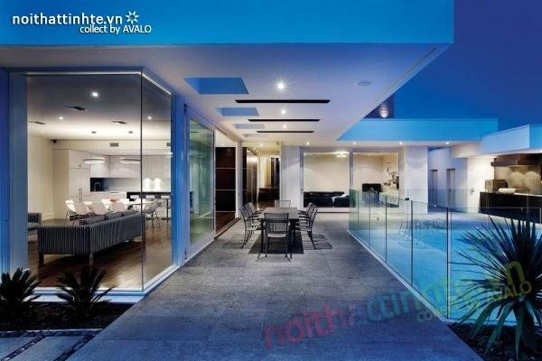 Nhà đẹp 2 tầng Hawthorn Residence 02