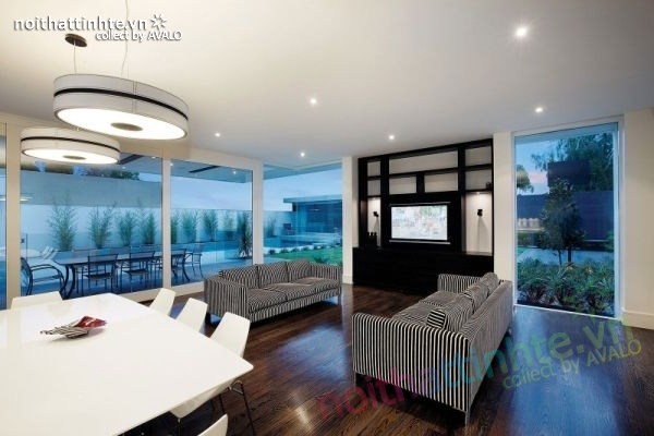 Nhà đẹp 2 tầng Hawthorn Residence 05