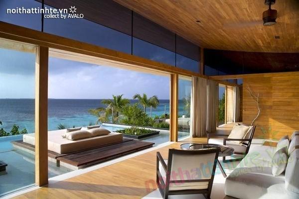 Biệt thự đẹp nghỉ dưỡng trên đảo Coco - Maldives 03