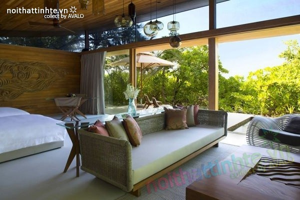 Biệt thự đẹp nghỉ dưỡng trên đảo Coco - Maldives 04