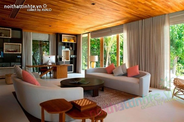 Biệt thự đẹp nghỉ dưỡng trên đảo Coco - Maldives 05