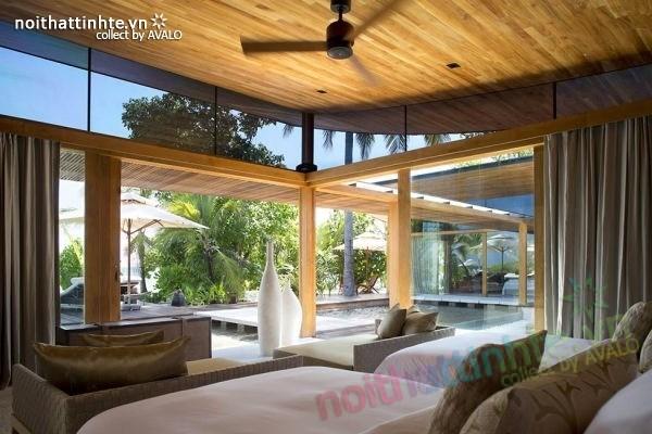 Biệt thự đẹp nghỉ dưỡng trên đảo Coco - Maldives 06