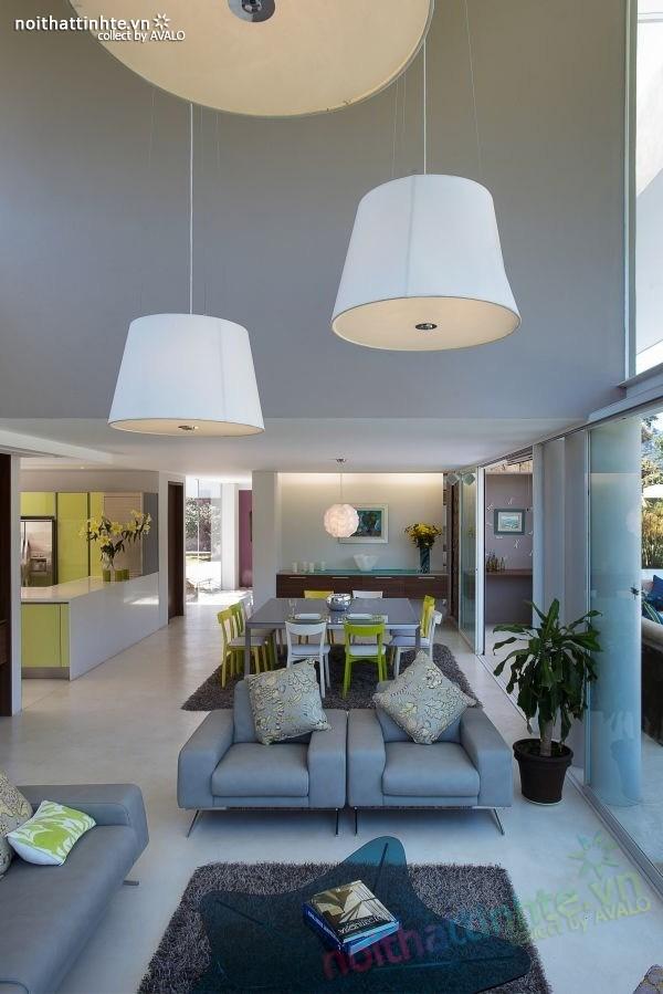 Thiết kế nhà đẹp 2 tầng Casa del Viento 09