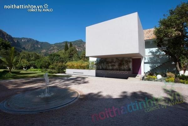 Thiết kế nhà đẹp 2 tầng Casa del Viento 03