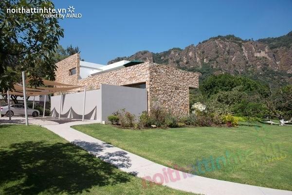 Thiết kế nhà đẹp 2 tầng Casa del Viento 04