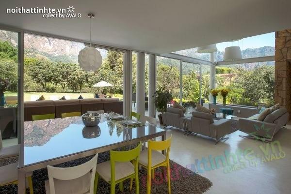 Thiết kế nhà đẹp 2 tầng Casa del Viento 06