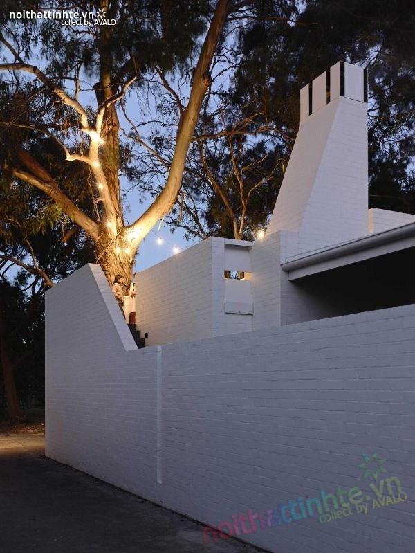 Mẫu nhà cấp 4 đẹp ở Melbourne - Australia 07