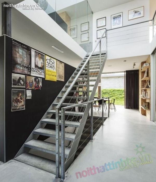 Mẫu nhà đẹp 2 tầng V-Villa đầy hiện đại 09