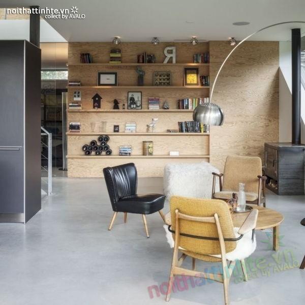 Mẫu nhà đẹp 2 tầng V-Villa đầy hiện đại 05