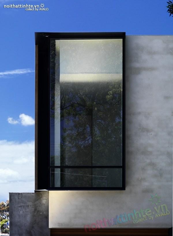 Thiết kế nhà lô phố Elwod - KTS Alcock 01