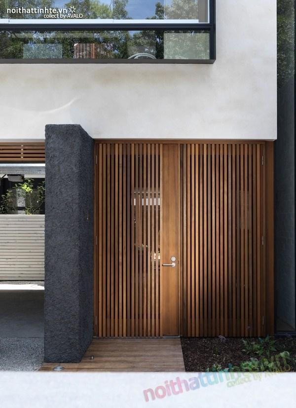 Thiết kế nhà lô phố Elwod - KTS Alcock 06