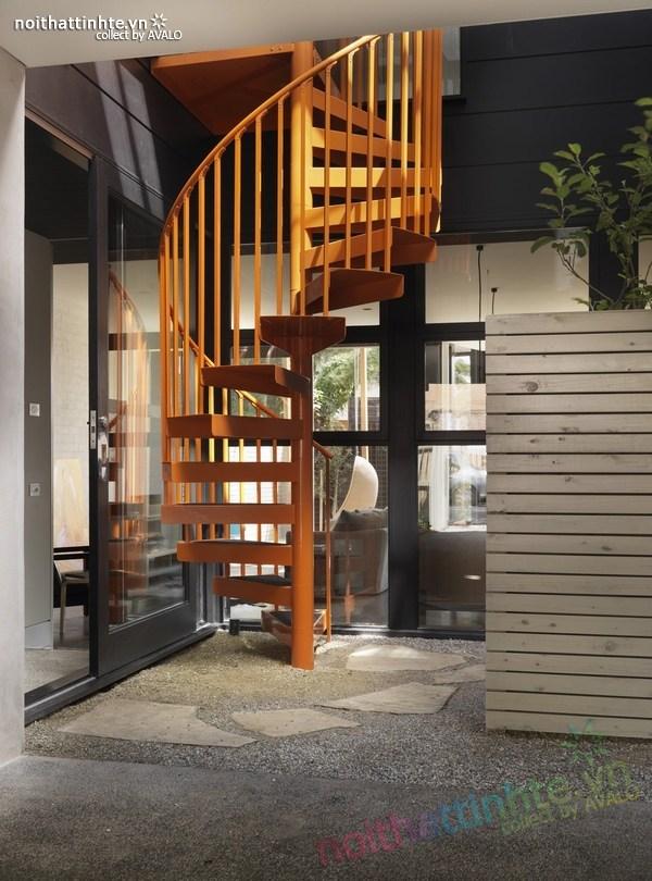 Thiết kế nhà lô phố Elwod - KTS Alcock 07