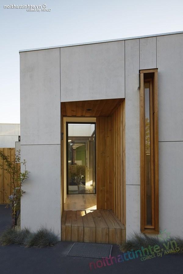 Mẫu nhà đẹp 1 tầng sang trọng và có tính bền vững 02