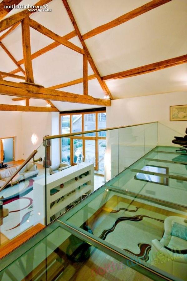 Mẫu nhà cấp 4 đẹp Residence mộc ở Anh 09