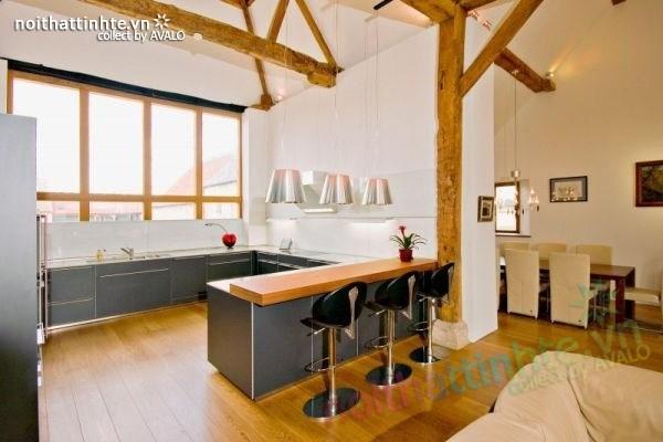 Mẫu nhà cấp 4 đẹp Residence mộc ở Anh 06