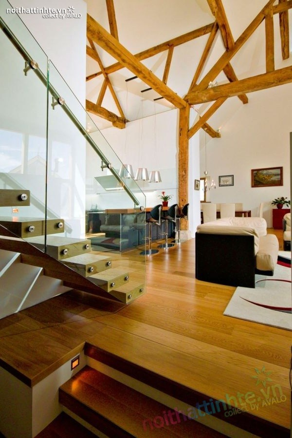 Mẫu nhà cấp 4 đẹp Residence mộc ở Anh 07