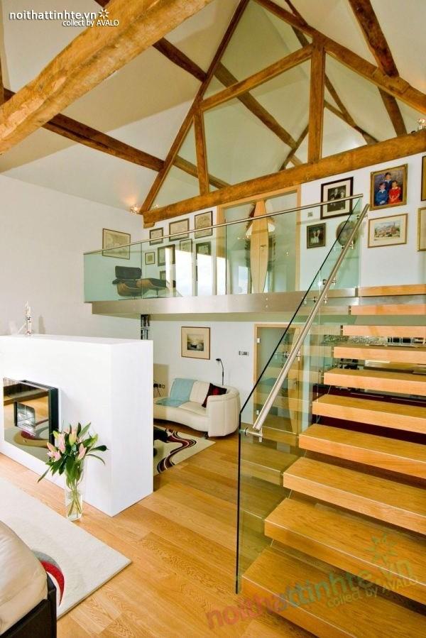 Mẫu nhà cấp 4 đẹp Residence mộc ở Anh 08