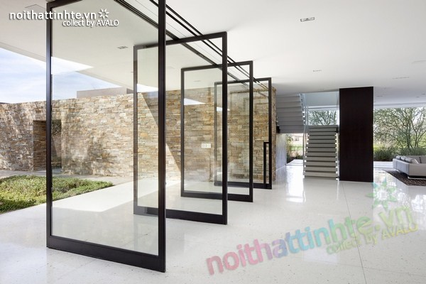 Mẫu nhà đẹp 2 tầng ở La Quinta 10