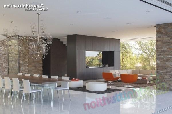 Mẫu nhà đẹp 2 tầng ở La Quinta 11