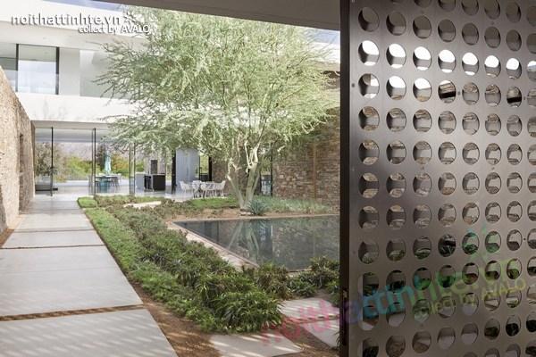 Mẫu nhà đẹp 2 tầng ở La Quinta 01