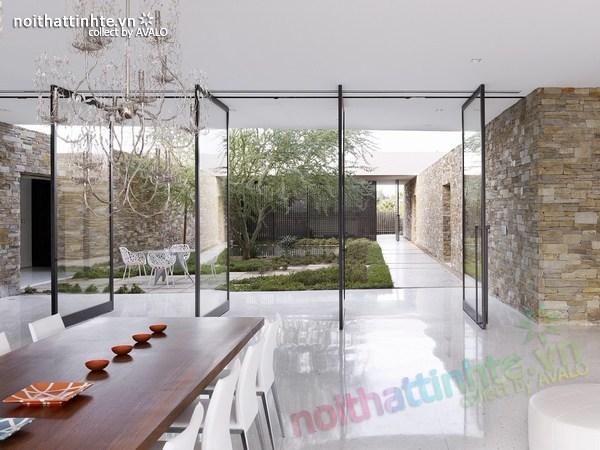 Mẫu nhà đẹp 2 tầng ở La Quinta 02