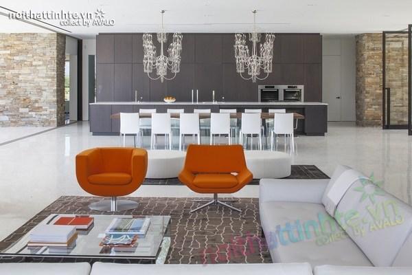 Mẫu nhà đẹp 2 tầng ở La Quinta 03