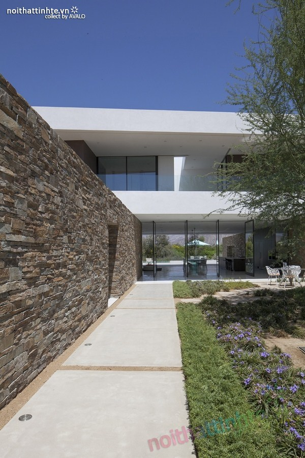 Mẫu nhà đẹp 2 tầng ở La Quinta 04