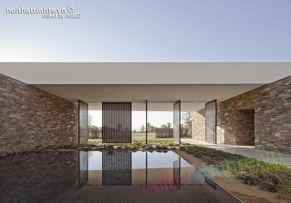 Mẫu nhà đẹp 2 tầng ở La Quinta 05