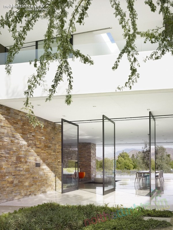 Mẫu nhà đẹp 2 tầng ở La Quinta 08