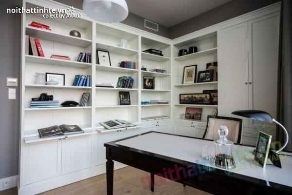 Thiết kế nội thất chung cư sang trọng và hiện đại ở Warsaw 10