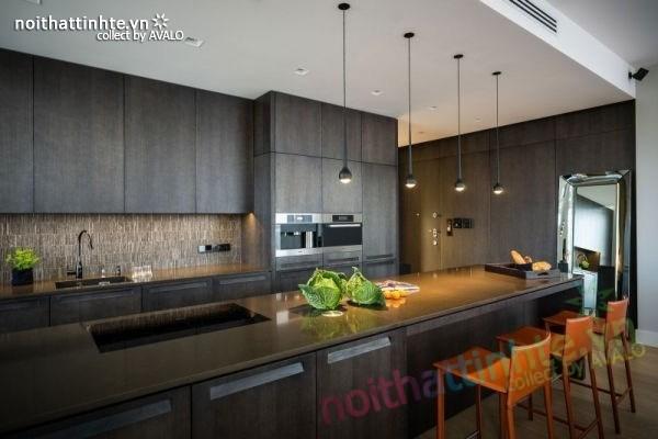 Thiết kế nội thất chung cư sang trọng và hiện đại ở Warsaw 03
