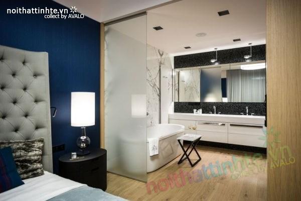 Thiết kế nội thất chung cư sang trọng và hiện đại ở Warsaw 06