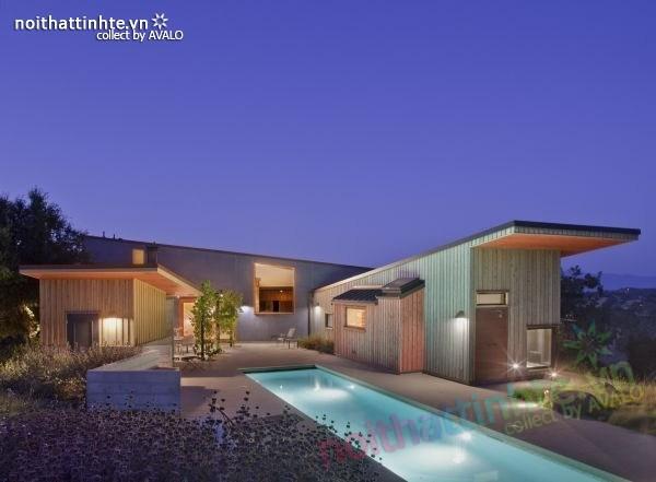 Mẫu nhà cấp 4 đẹp tiết kiệm năng lượng ở Santa Ynez 05