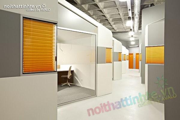 Thiết kế nội thất văn phòng kinh doanh ở Barga 02