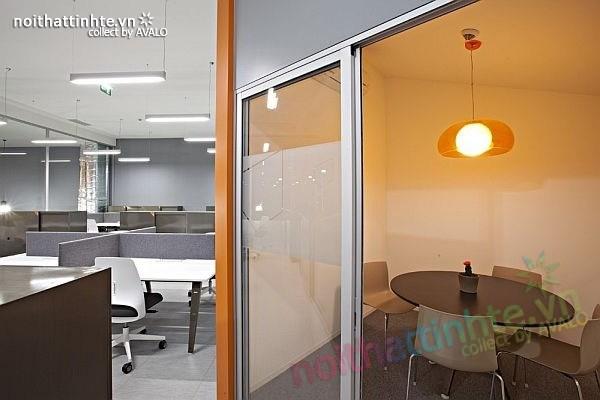 Thiết kế nội thất văn phòng kinh doanh ở Barga 03