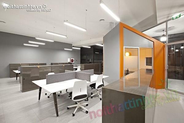 Thiết kế nội thất văn phòng kinh doanh ở Barga 04