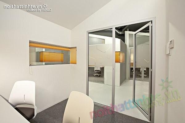 Thiết kế nội thất văn phòng kinh doanh ở Barga 05