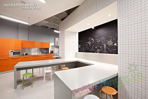 Thiết kế nội thất văn phòng kinh doanh ở Barga 06