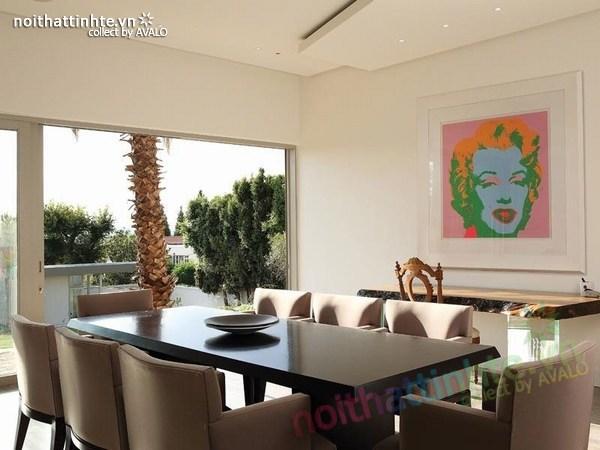 Thiết kế biệt thự đẹp 2 tầng - Nam Phi 09