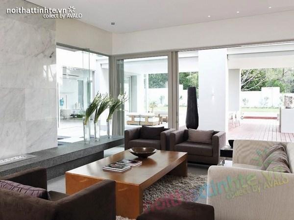 Thiết kế biệt thự đẹp 2 tầng - Nam Phi 03