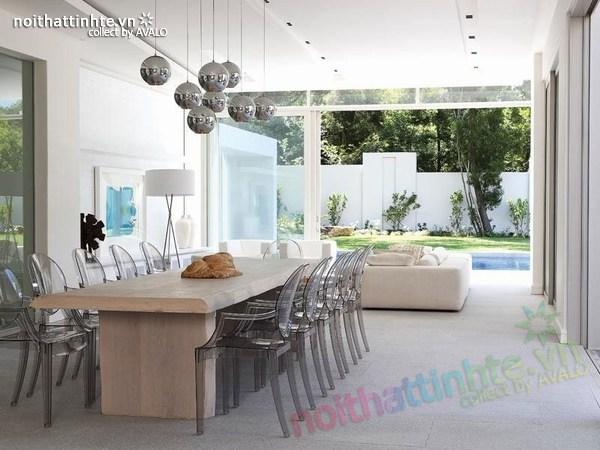 Thiết kế biệt thự đẹp 2 tầng - Nam Phi 07