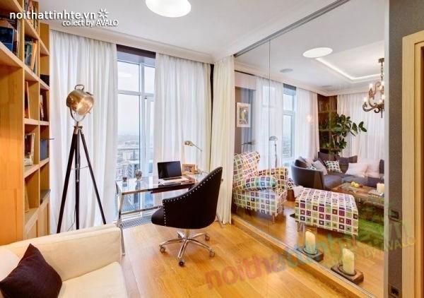 Thiết kế nội thất chung cư ở Kiev - Ukraina 11