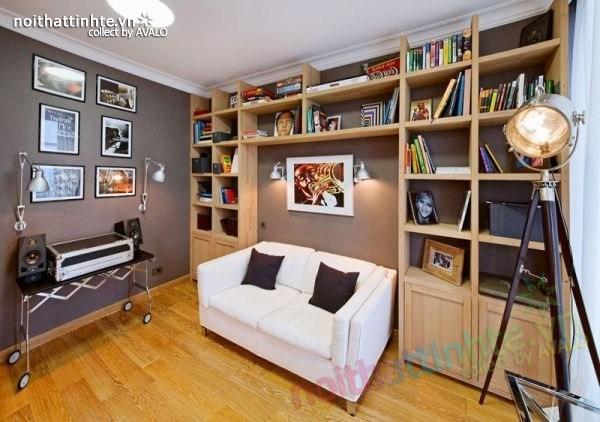 Thiết kế nội thất chung cư ở Kiev - Ukraina 12