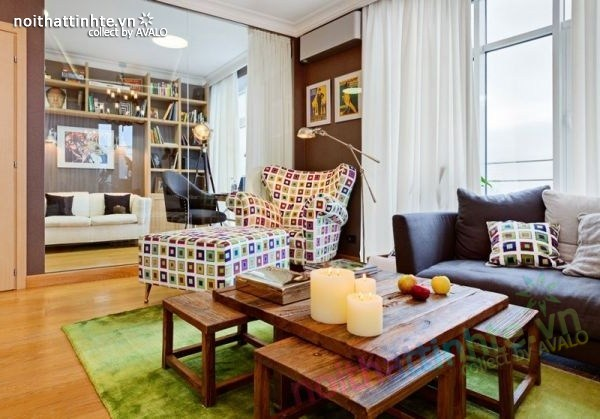 Thiết kế nội thất chung cư ở Kiev - Ukraina 02