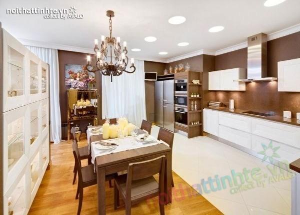 Thiết kế nội thất chung cư ở Kiev - Ukraina 04